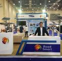 china latest news about Celebration Of Road Smart At Solar-Tec Solar Energy Exhibition In Egypt 3-5th Dec. 2017