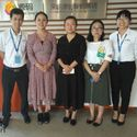 china latest news about Warmly Welcome Myanmar Customer To Visit Road Smart