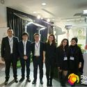 china latest news about Road Smart Solar Light Showing At Morocco Attentively
