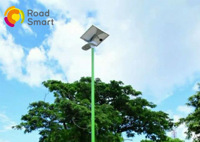 Integrated Solar Panel Outside Lights For Highway , Angle Adjustable