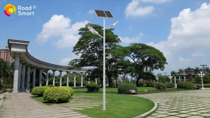 High Lumen Integrated Street Light 15w - 60w  With Seperated Solar Panel
