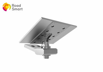 China 40w Led Outdoor Solar Street Lights , Solar Powered Street Lamp Long Lifespan supplier