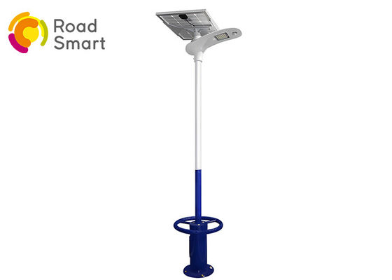 China Energy Efficiency Integrated Solar Street Light 15 W With Microwave Sensor , Fly Bird Shape supplier