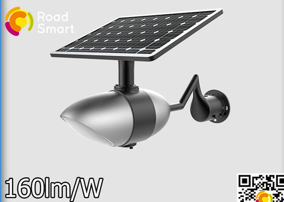 China Integrated Solar Yard Lights LiFePO4 Battery For Outdoor Garden Lighting supplier