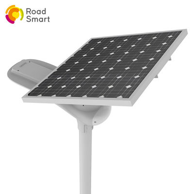 China 2260lm Outdoor Led Parking Lot Lights 50 W With 5-10m Sensor Distance supplier