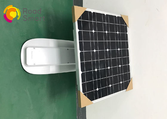 China Solar Powered Outdoor Street Lights 2260lm Solar Panel Outdoor Lights 15 W supplier