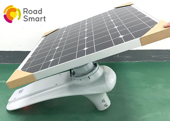 China 15 W Solar Panel Outdoor Lights , Solar Powered Road Lights 5-6m Height supplier