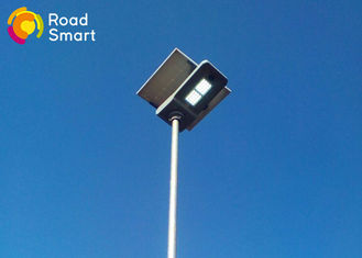 China 20 W IP65 Solar LED Parking Lot Lights 3000-6500K With Aluminium Alloy Material supplier