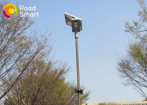 China Outdoor High Power Solar Street Light 50W / 18V With 3 Years Warranty supplier