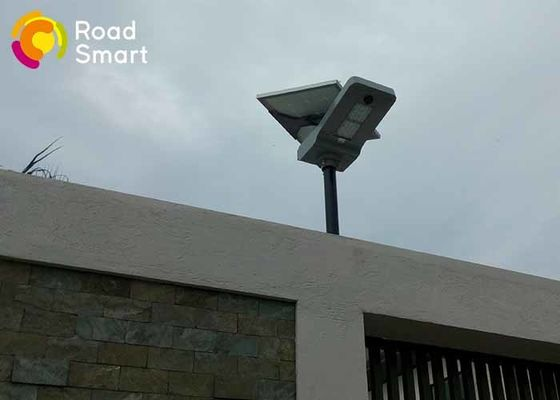 China 3000-6500K Waterproof Commercial Solar Lighting For Parking Lots With 9 Meter Pole supplier