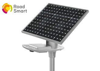 China 210lm/W Commercial Solar Street Lights , Solar Panel Street Lamps 1V supplier