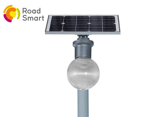 China 12W Integrated Solar Street Light 3000-6500K For Industrial / Parking Lot supplier