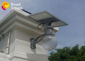 China High Luminance Smarts Energy Powered Solar Yard Lights Wireless Control No Pollution supplier