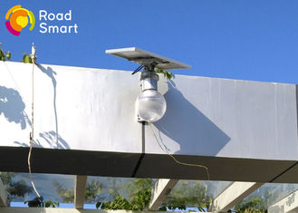 China Stainless Steel Residential Solar Street Lights IP65 With Bridgelux LED Chip supplier