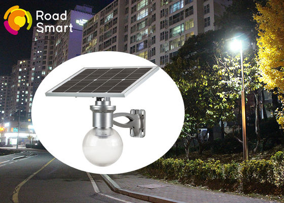 China IP65 Outdoor Solar LED Garden Lights 3000-6500K CCT 3 Year Warranty supplier
