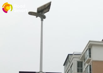 China 15W 12V Solar LED Garden Lights Outdoor 2260lm With Motion Sensor supplier
