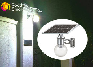 China Residential Solar Panel Wall Lights 3000-6500K CCT Long Service Life supplier