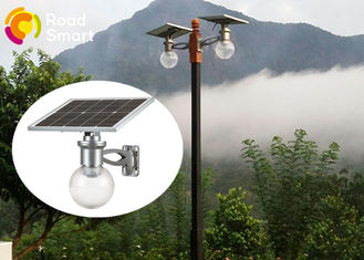 China High Efficiency Outdoor Solar LED Parking Lot Lights Motion Sensor 25W/5V Battery supplier