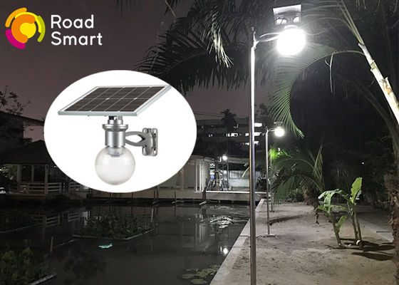 China Socreat High Brightness Waterproof Solar Street Lights With Motion Sensor supplier