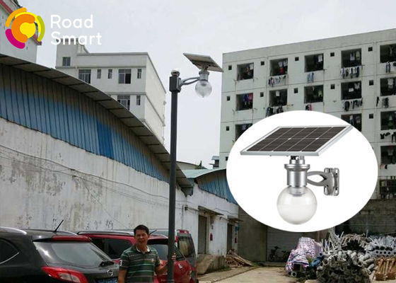 China 160lm/W Solar LED Garden Lights Motion Sensor Solar Public Lighting supplier