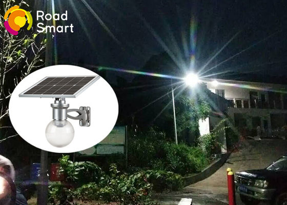 China Waterproof IP65 Integrated Led Street Light With Solar Panel , 5 Year Warranty supplier