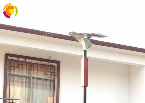 China High Power Solar Street Light With Class A Lithium Batter , All In One Garden Light supplier