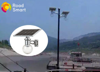 China Waterproof Solar All In One Street Light 1440lm 8 W With 120 Beam Angle supplier
