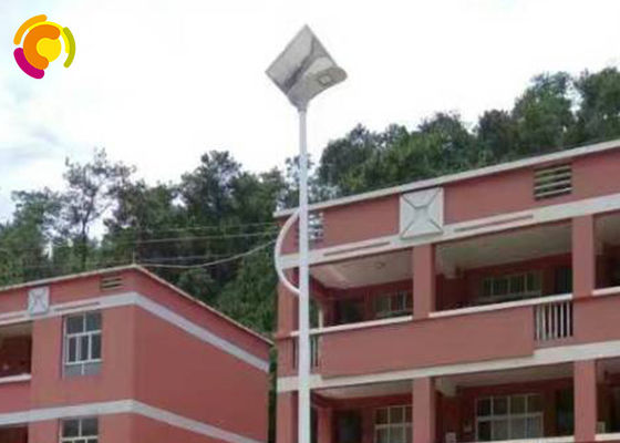 China Outdoor Smart Solar Street Light For Garden Road Fly Bird Shape Cover supplier