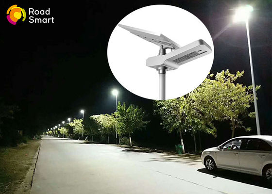 China IP65 Integrated Outdoor Solar Street Lamps 60 Watt With Bridgelux LED Chip supplier