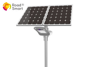 China 50000hrs Lifespan Outdoor High Power Solar Street Light With MPPT Solar Controller supplier