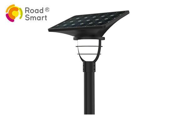 China 210lm / W Solar Powered LED Yard Lights 50000hrs Lifespan With LiFePO4 Battery supplier