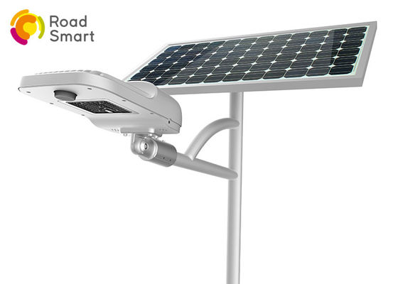 China Energy Saving Integrated Solar Street Light With Inbuilt Battery / Solar Panel supplier