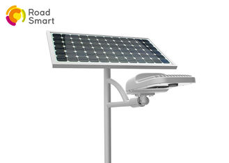 China Dusk To Dawn Solar Panel Street Lights Intelligent Power Management Long Lasting supplier