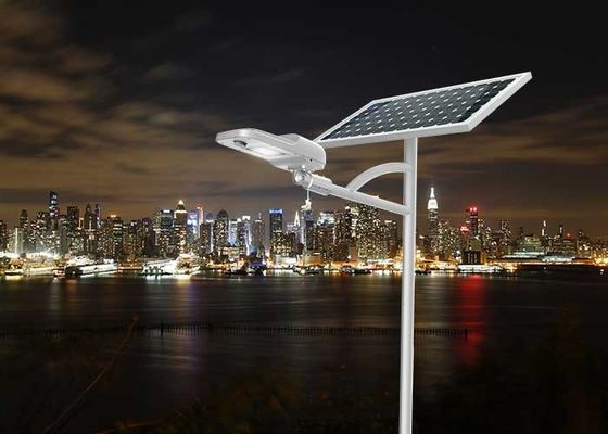 China Solar Solar Yard Lights Wider Lighting Area Intelligent Motion Sensor 1700-2500lm supplier