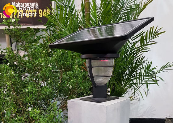 China IP65 Solar Powered Yard Lights , Solar Panel Outside Lights CE Certificated supplier