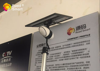 China outdoor solar street light led garden park wall lamp with bluetooth speaker supplier