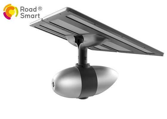 China 8w integrated solar street light led garden IP65 waterproof with network function supplier