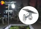 China Cool / Warm White 8w Led Solar Yard Lights Microwave Motion Sensor Long Service Life factory