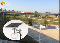China 12w Road Smart  Solar Powered Garden Lights Available To Wall Pole Installation factory