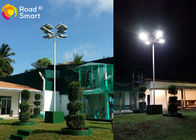 China Intelligent High Power Solar Street Light Aluminum Alloy Material 50000hrs Lifespan factory
