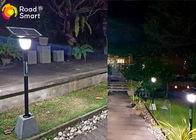China Modern Design Solar Powered Outdoor Street Lights , All In One Garden Light 500-550lm factory