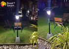 China Road Smart Solar LED Garden Lights 10 Watt 5V For Garden Yard Compound Lawn factory