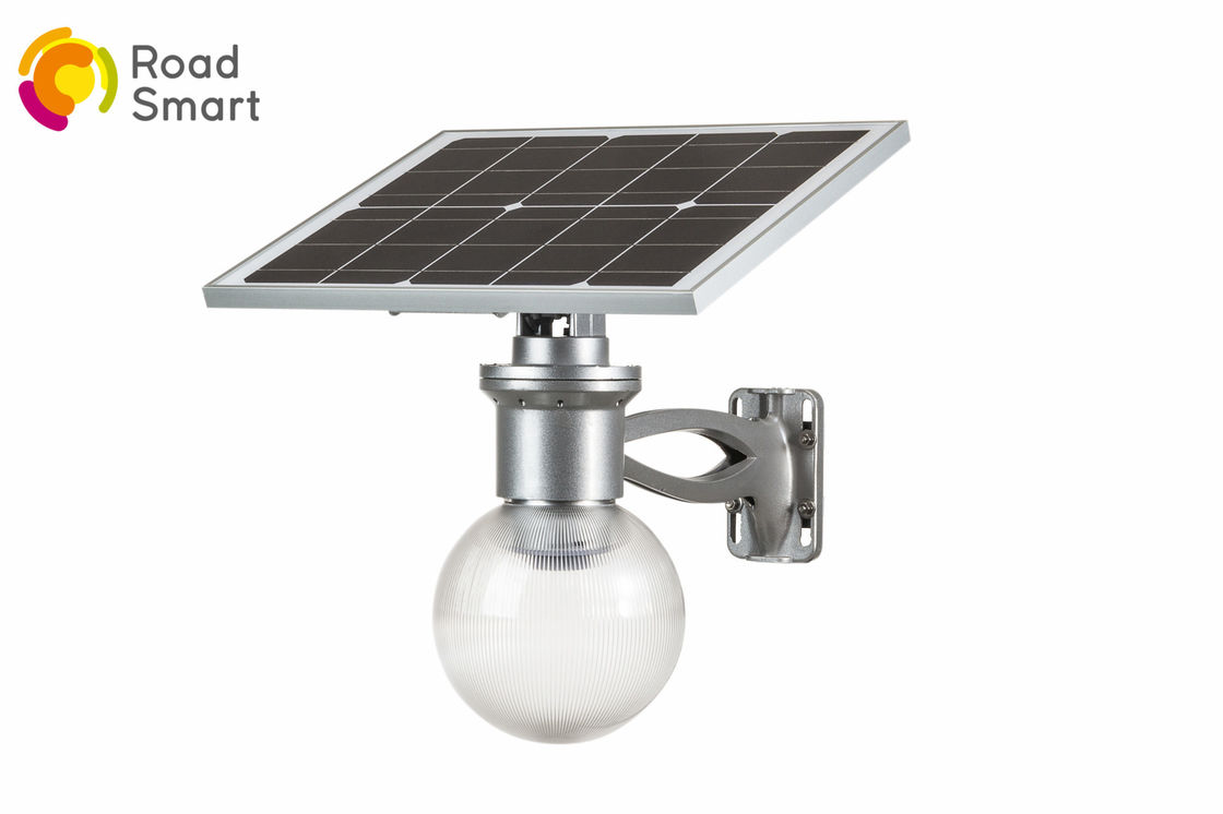 High Brightness Solar Lighting System
