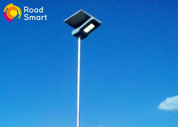 High Luminance Solar Ed Led Pole Lights For Swimming Pool Basketball Court