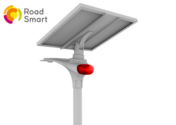 China Adjustable Solar Street Light Lithium Battery For Park Gate Yard , Energy Saving factory