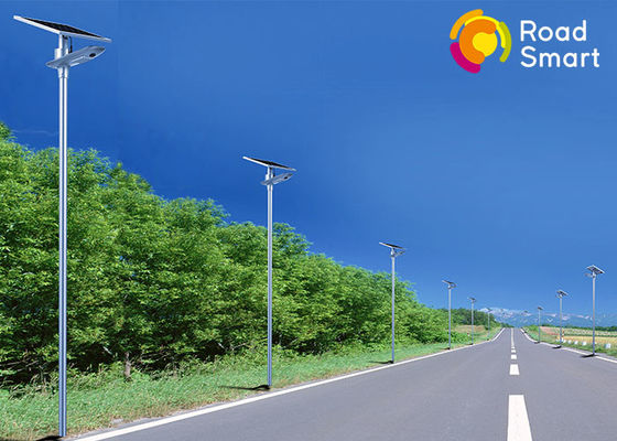 China IP65 Integrated Solar Led Street Lighting System For Garden , Aluminum Alloy Materials distributor
