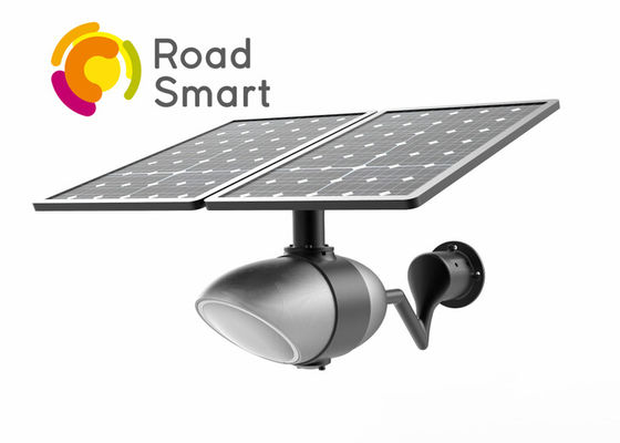 China Road Smart Solar LED Wall Light Music Play Function For Garden Park RS-BF25-BA distributor