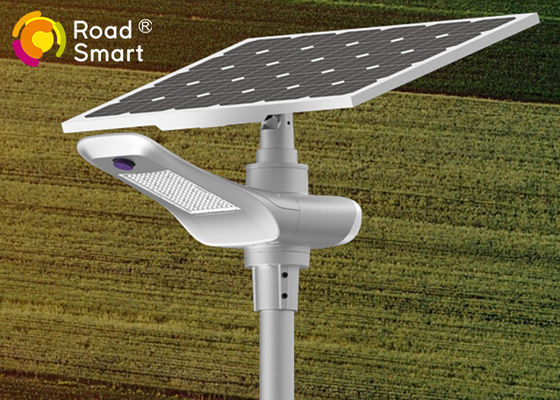 China DC 12V Input Intelligent Solar Street Light , Integrated Street Light For Highway distributor