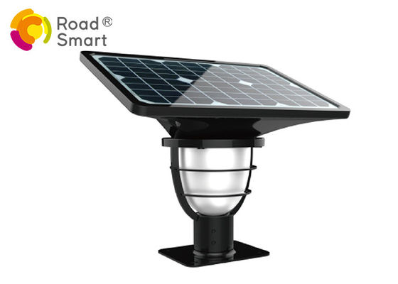 China 3W Output Solar LED Garden Lights 70 CRI With Aluminum Alloy Lamp Head factory