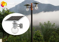 High Efficiency Outdoor Solar LED Parking Lot Lights Motion Sensor 25W/5V Battery